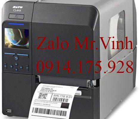 Máy in Sato CL4NX giá rẻ, chất lượng