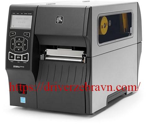 Máy in tem Zebra ZT410 giá rẻ chính hãng