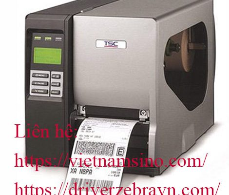 Máy in nhãn TSC 246M Pro giá rẻ