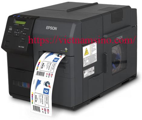 Máy in nhãn Epson C7510