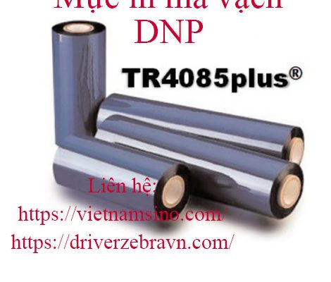 Mực in Wax TR4085plus giá rẻ nên mua