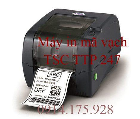 Nơi bán máy in TSC 247 giá rẻ nhất tháng 11/2020