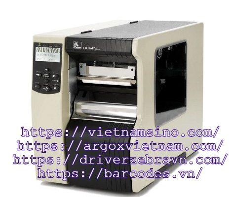 Máy in Zebra 140Xi4 giá rẻ bán chạy