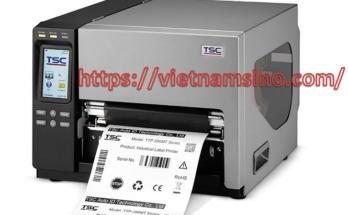 Máy in tem TSC TTP 384MT giá rẻ